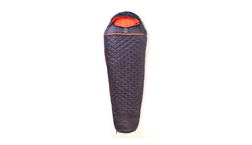 Lestra Mount Everest 210 Schlafsack grau/orange